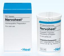 Nervoheel 50 tablets - Practitioner Only 00123