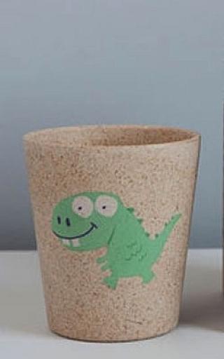 Jack N' Jill Storage / Rinse Cup Dinosaur 00146