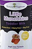 Natures Happiness Little Munchkins Nightime 100g 00186