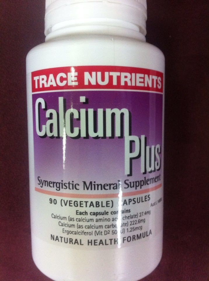 Calcium Plus - Interclinical Trace Nutrients 00071