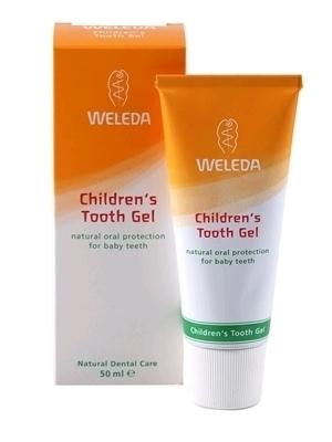 Weleda Plant Gel Toothpaste 00033
