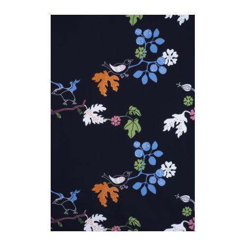 Beautiful floral Gunilla fabric