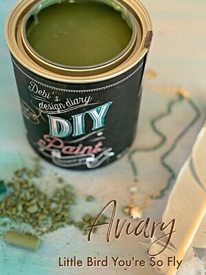 Aviary NEW DIY Paint Color at Shizzle Design