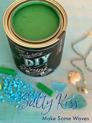 Salty Kiss NEW DIY Paint Color at Shizzle Design