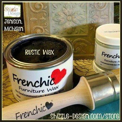 Frenchic - RUSTIC WAX - a gorgeous and easy-to-use dark wax!