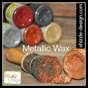 Metallic Waxes - 4oz - CLEARANCE SALE