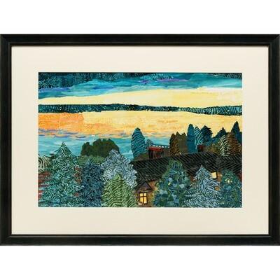 Ilona Brustad -- Lake Washington Sunset