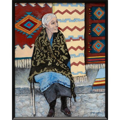 Ilona Brustad -- The Rug Seller