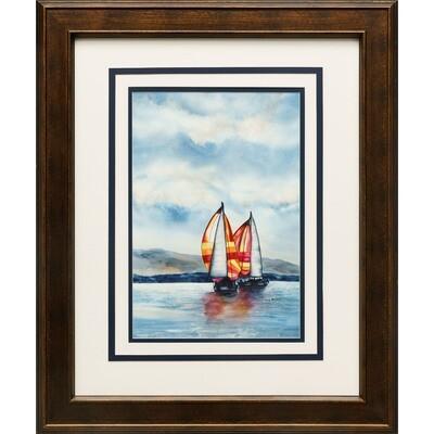 Sandi Mcguire -- Serenity On The Lake