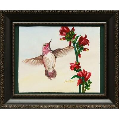 Sandi McGuire -- Hummingbird