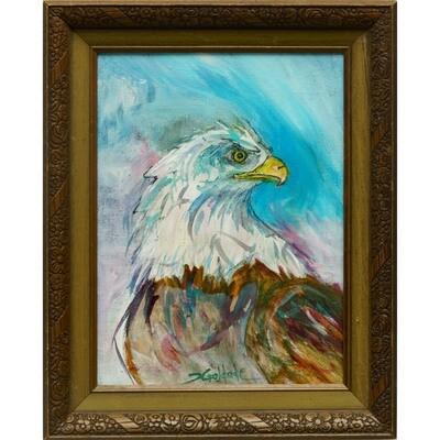 Forrest Goldade -- Bald Eagle Profile