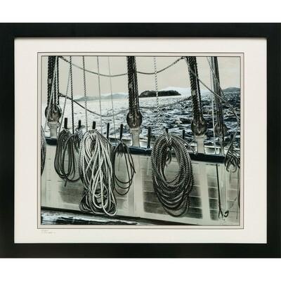 Jean Burnett -- Ropes