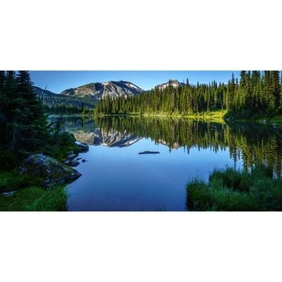 Larey McDaniel -- Mirror Lake