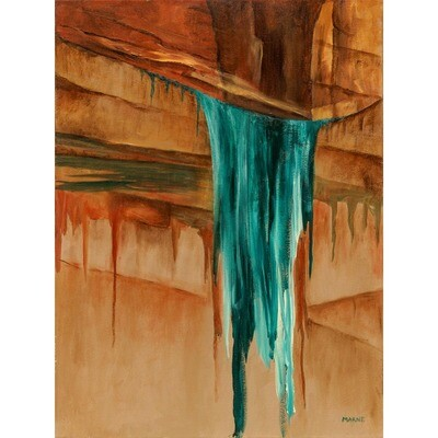 Marne Jensen -- Canyon Falls