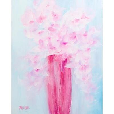 Anne Waters -- Pink Petals