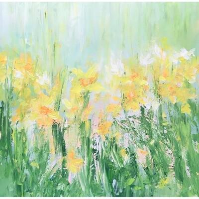 Anne Waters -- Daffodil Dreams