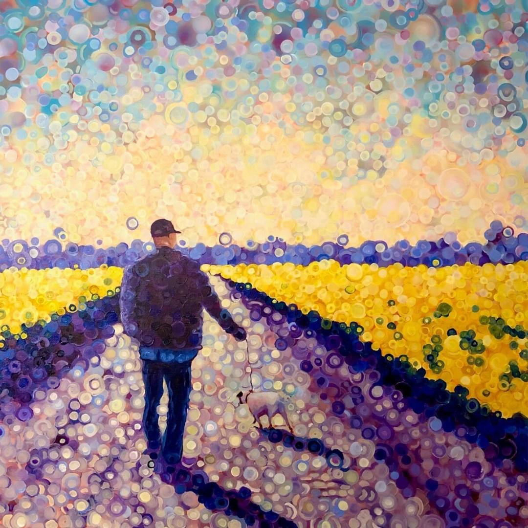 Heidi Barnett -- Walking in Fields of Gold