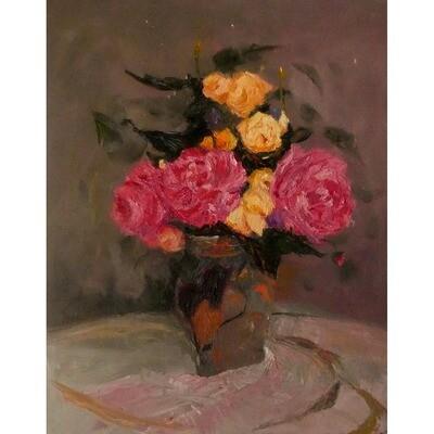 Irena Jablonski -- Myrl's Flowers