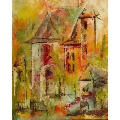 Leanna Leitzke -- City Dreams
