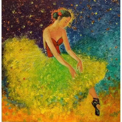Leanna Leitzke -- Ballerina -II
