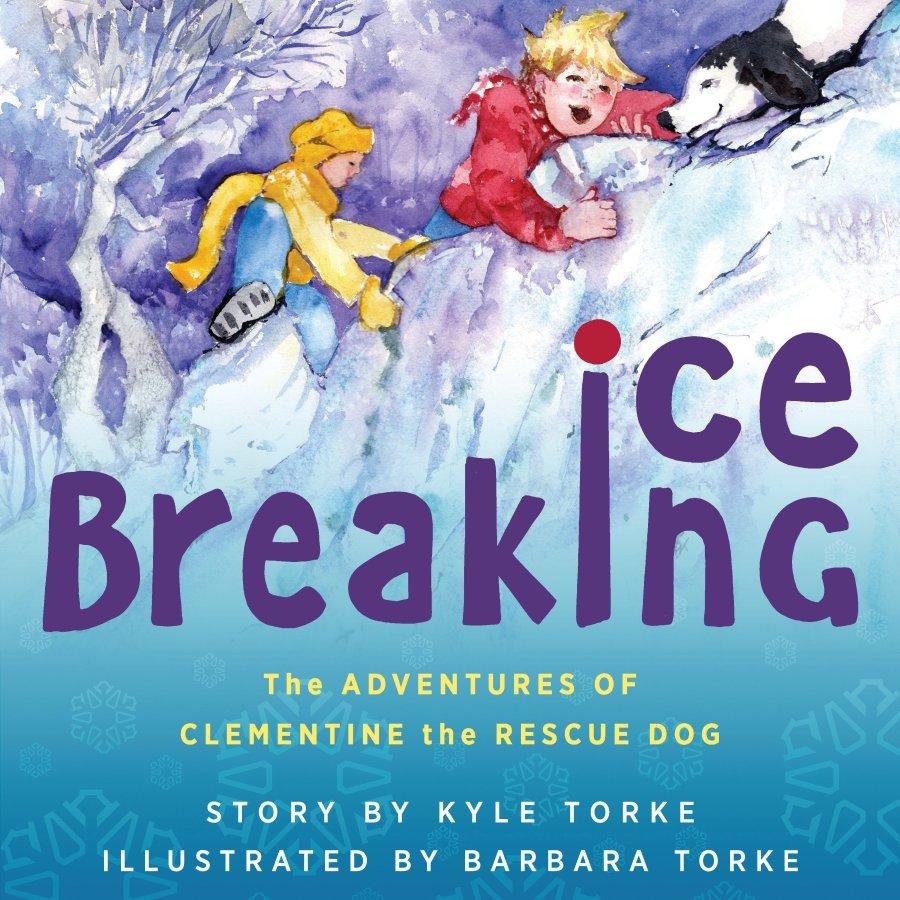 Ice Breaking [PB] 978-1-61599-379-6