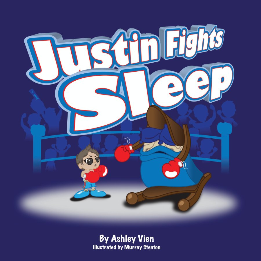 Justin Fights Sleep 978-1-61599-376-5