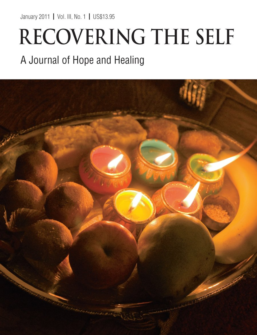 Recovering The Self: A Journal of Hope and Healing (Vol. III, No. 1) 978-1-61599-074-0