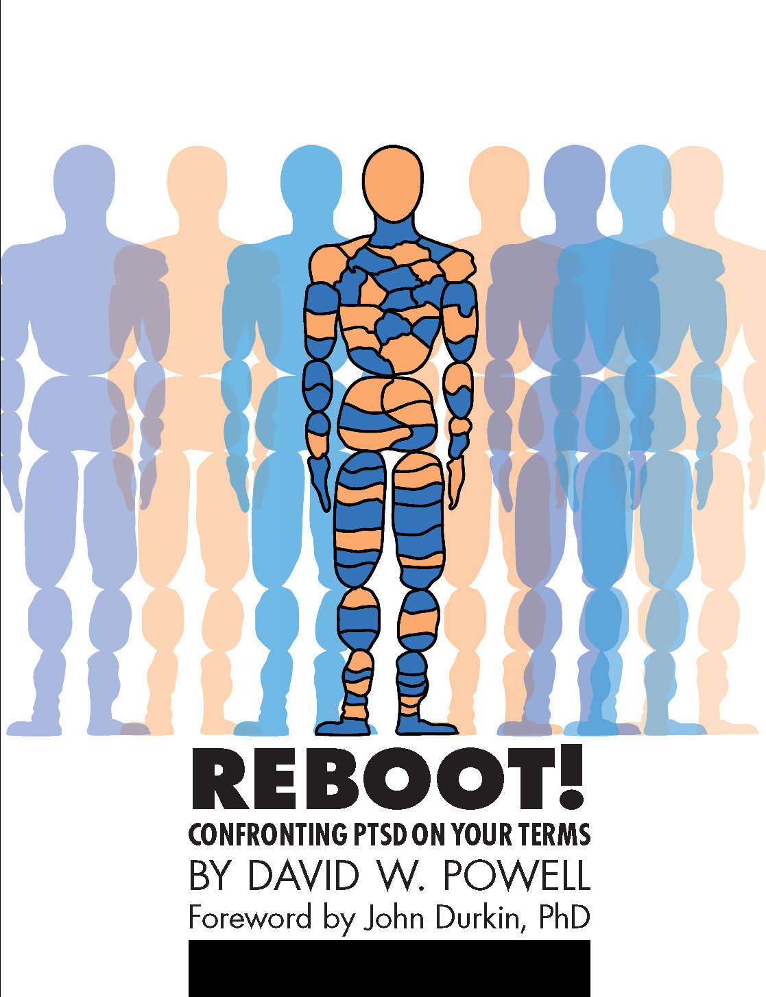 REBOOT!: Confronting PTSD on Your Terms 978-1-61599-084-9
