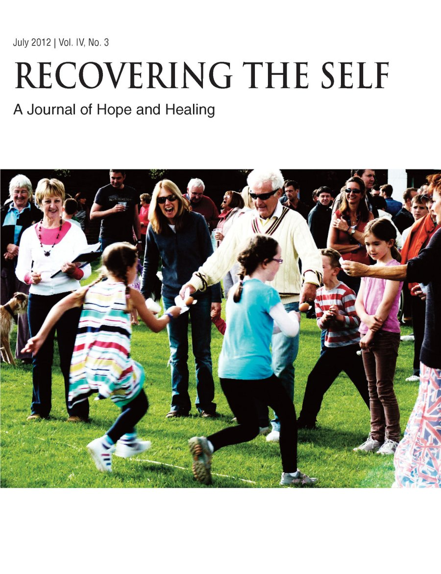 Recovering The Self: A Journal of Hope and Healing (Vol. IV, No. 3) -- Aging and the Elderly 978-1-61599-165-5