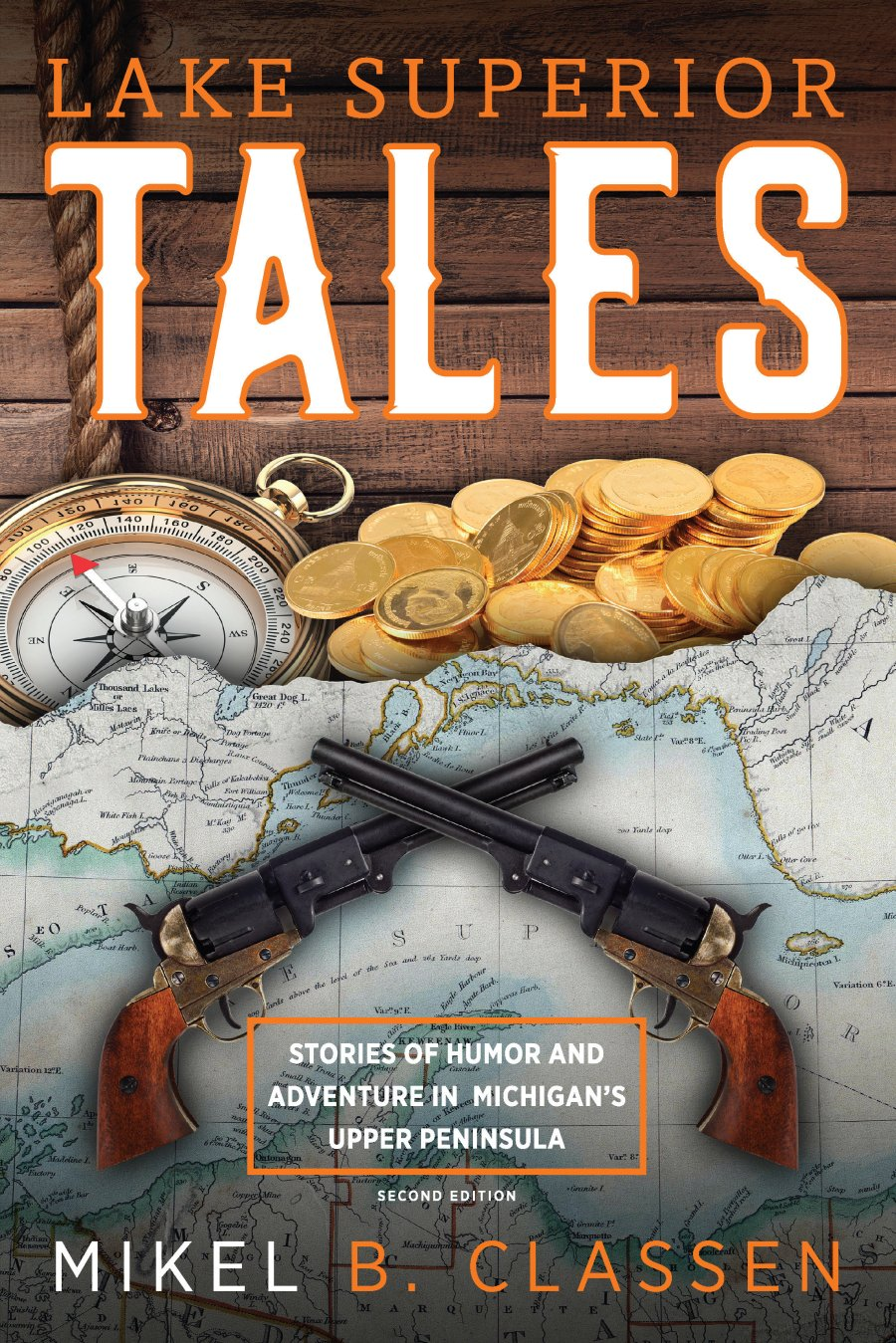 Lake Superior Tales, 2nd Edition 978-1-61599-404-5