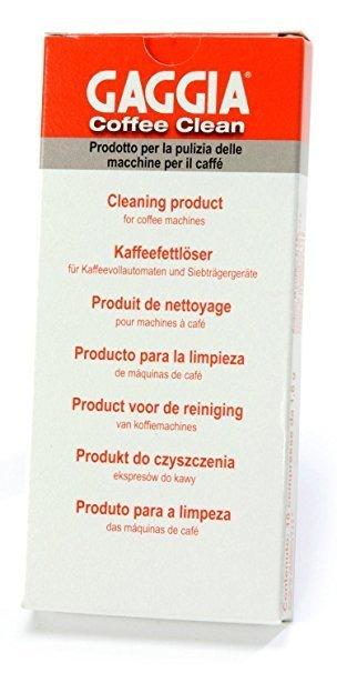 Gaggia Coffee Clean Tablets - 10/box GG004