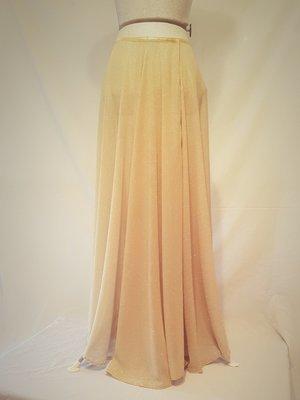 Playful Flowy Glitter Pole Skirt