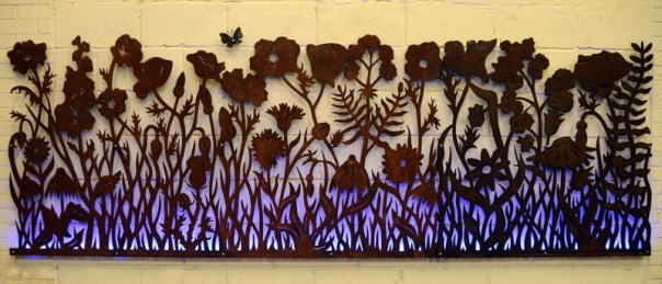 Wildflower Wall Panel