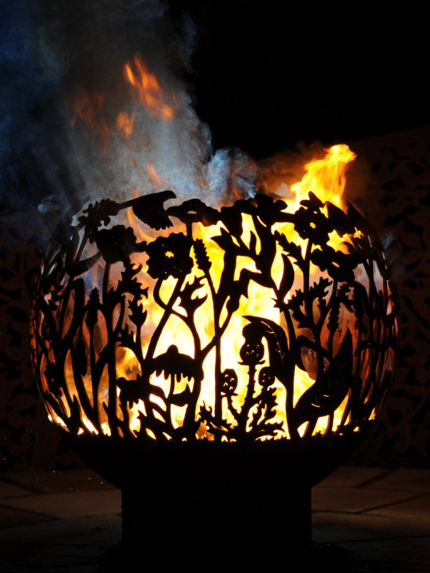 650mm Wildflower Firepit
