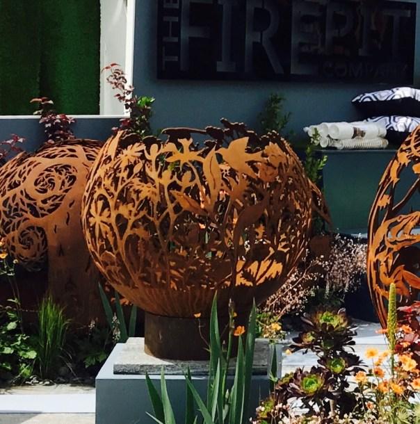 800mm Wildflower Firepit