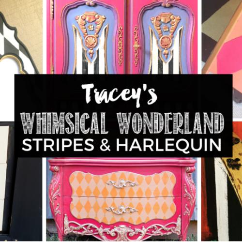 Stripes & Harlequin Tutorial
