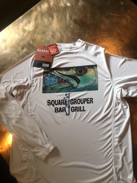 Simms Wicking Shirt