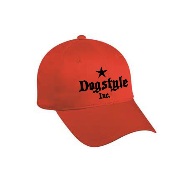 Red Flexfit Hat