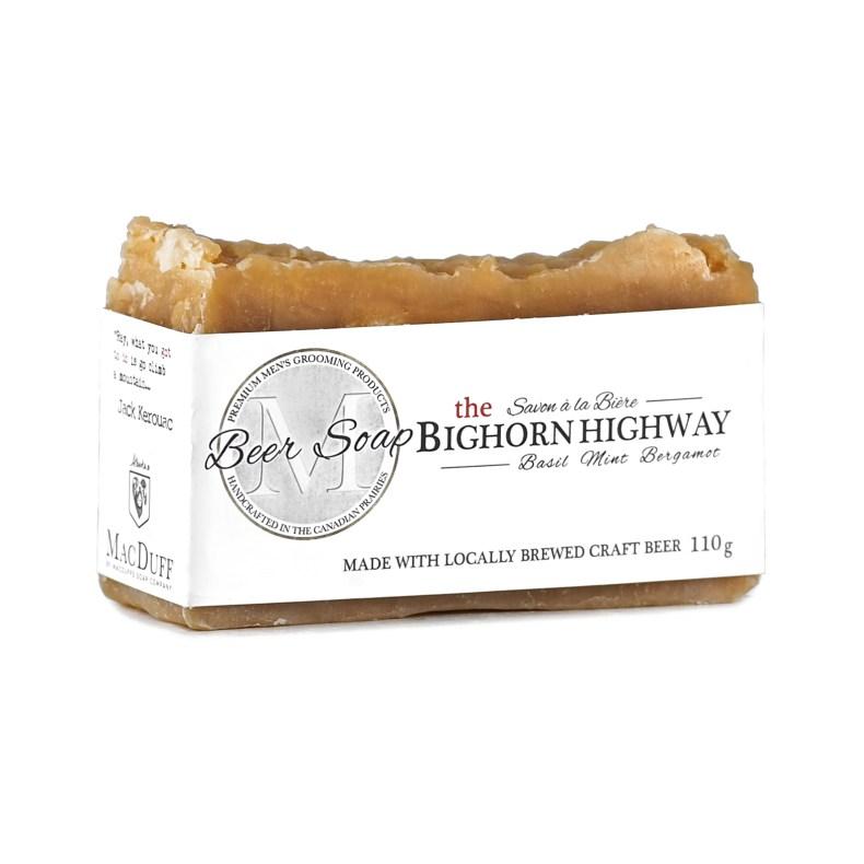 Bighorn Highway Beer Soap MGP-BIGHORNSOAP