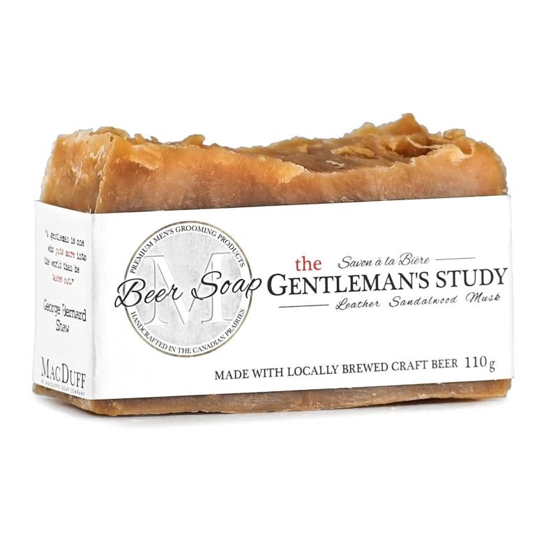 Gentleman's Study Beer Soap MGP-GENTLEMANSOAP