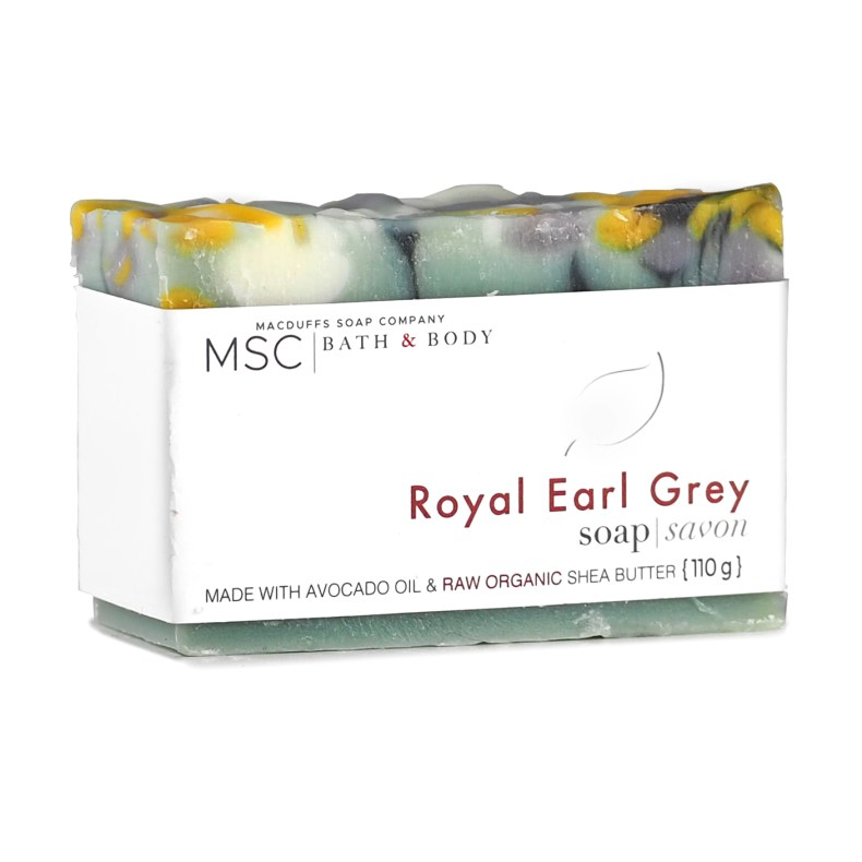 Royal Earl Grey Bar Soap SOAP-ROYALEARLGREY