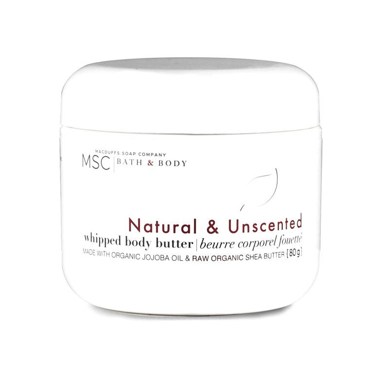 Unscented Whipped Body Butter WBB-UNSCENTED