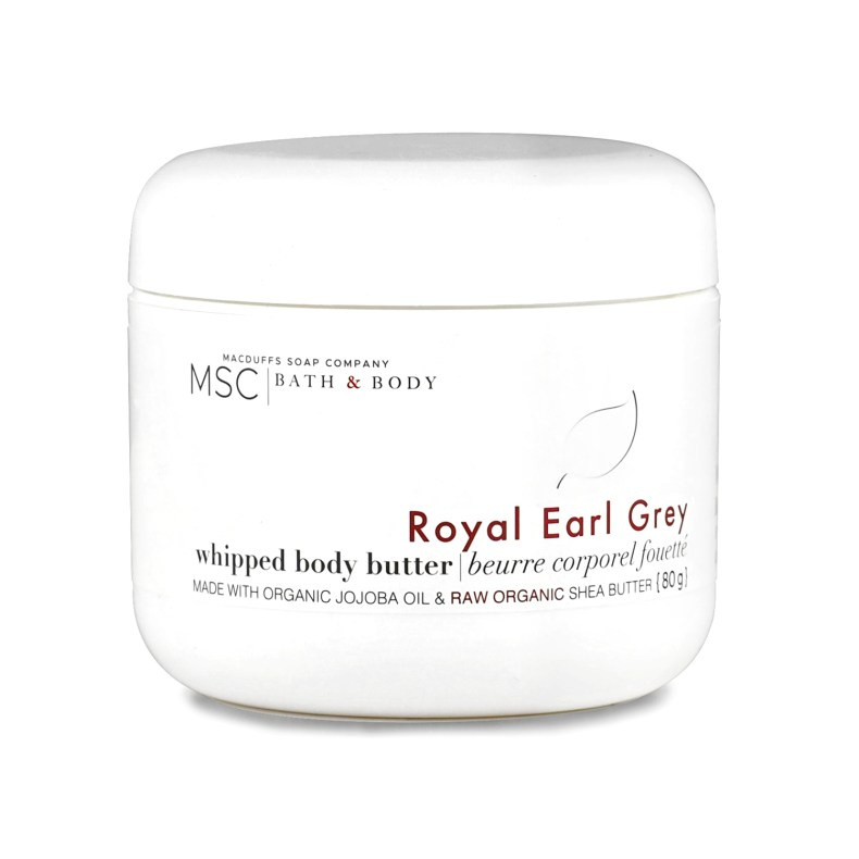 Royal Earl Grey Whipped Body Butter WBB-EARLGREY