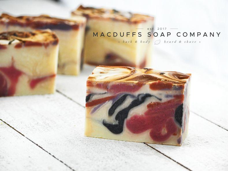 Sweet & Floral Soap Bar