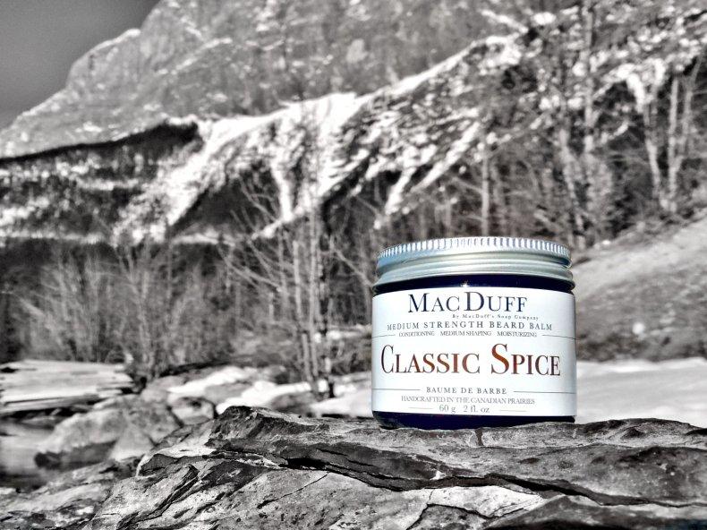 Classic Spice Beard Balm MGP0025