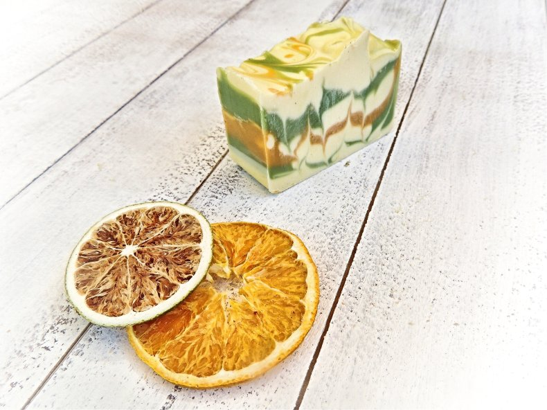 Cedarwood & Citrus