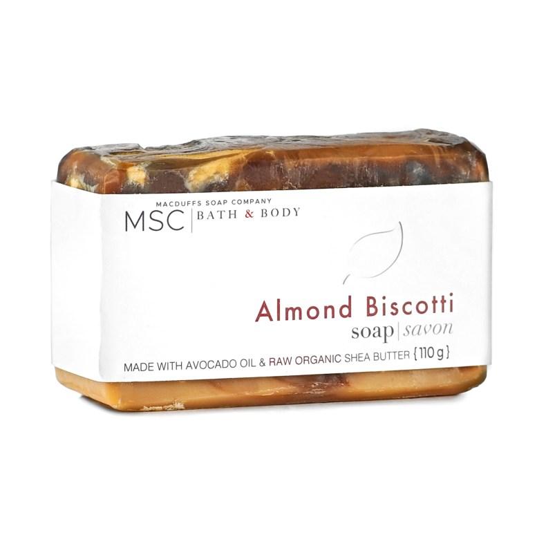 Almond Biscotti Bar Soap SOAP-ALMONDBISCOTTI