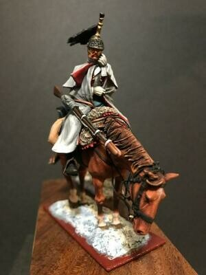 French Dragoon Winter 1812