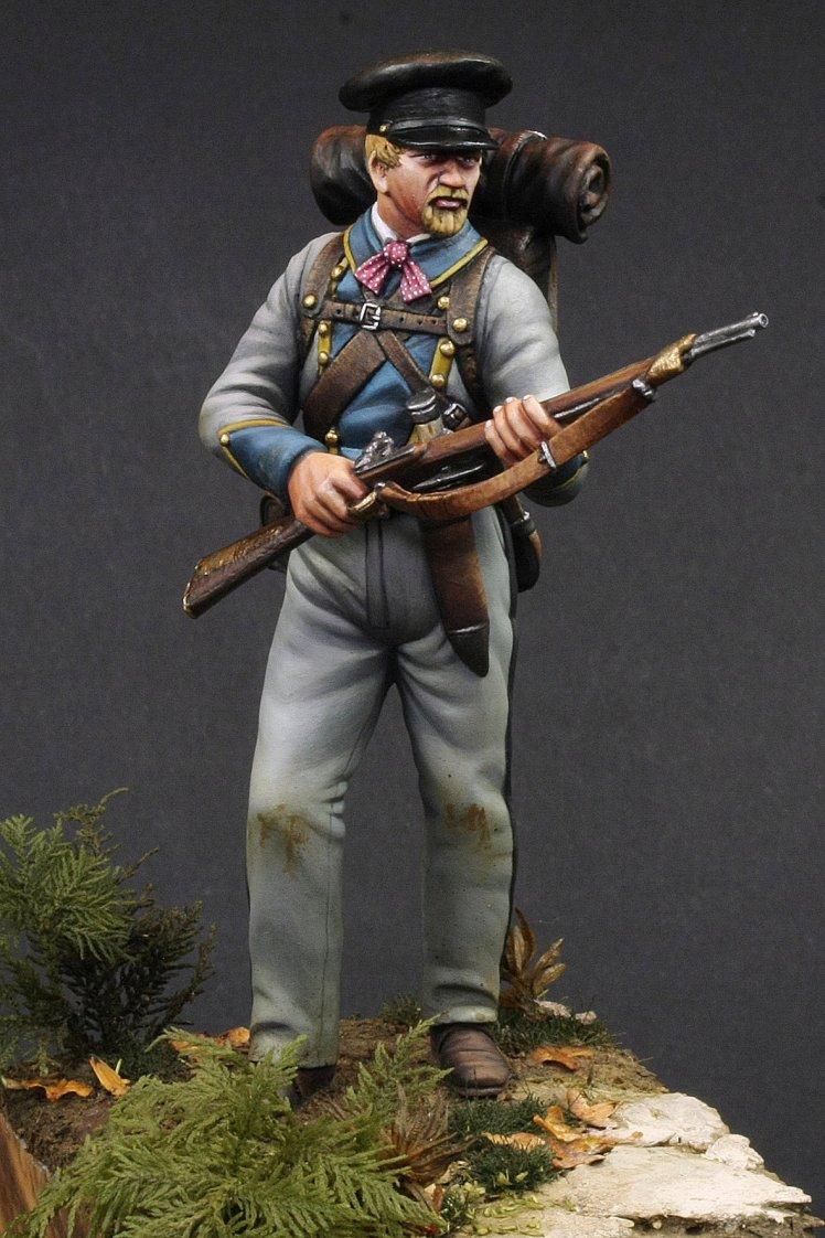 "APG 13 11th Virginia ""The Lynchburg Rifles"" 75mm kit APG13"