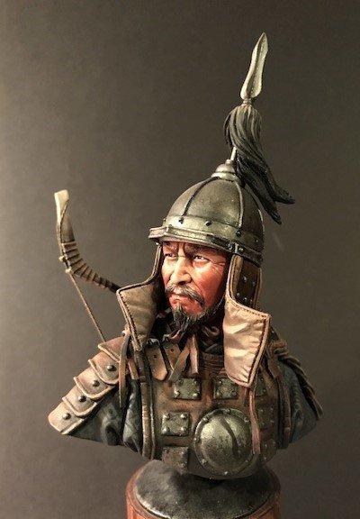 Mongol Archer by Dave Maddox PF024